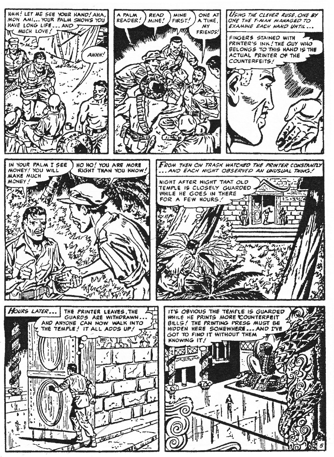 Read online Men of Mystery Comics comic -  Issue #62 - 41
