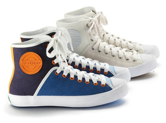... Sumfun Hi-Top Sneaker. I first heard of PF Flyers when I was in Chicago  with my dad in October and he saw a pair that reminded him of his childhood. dbd177406
