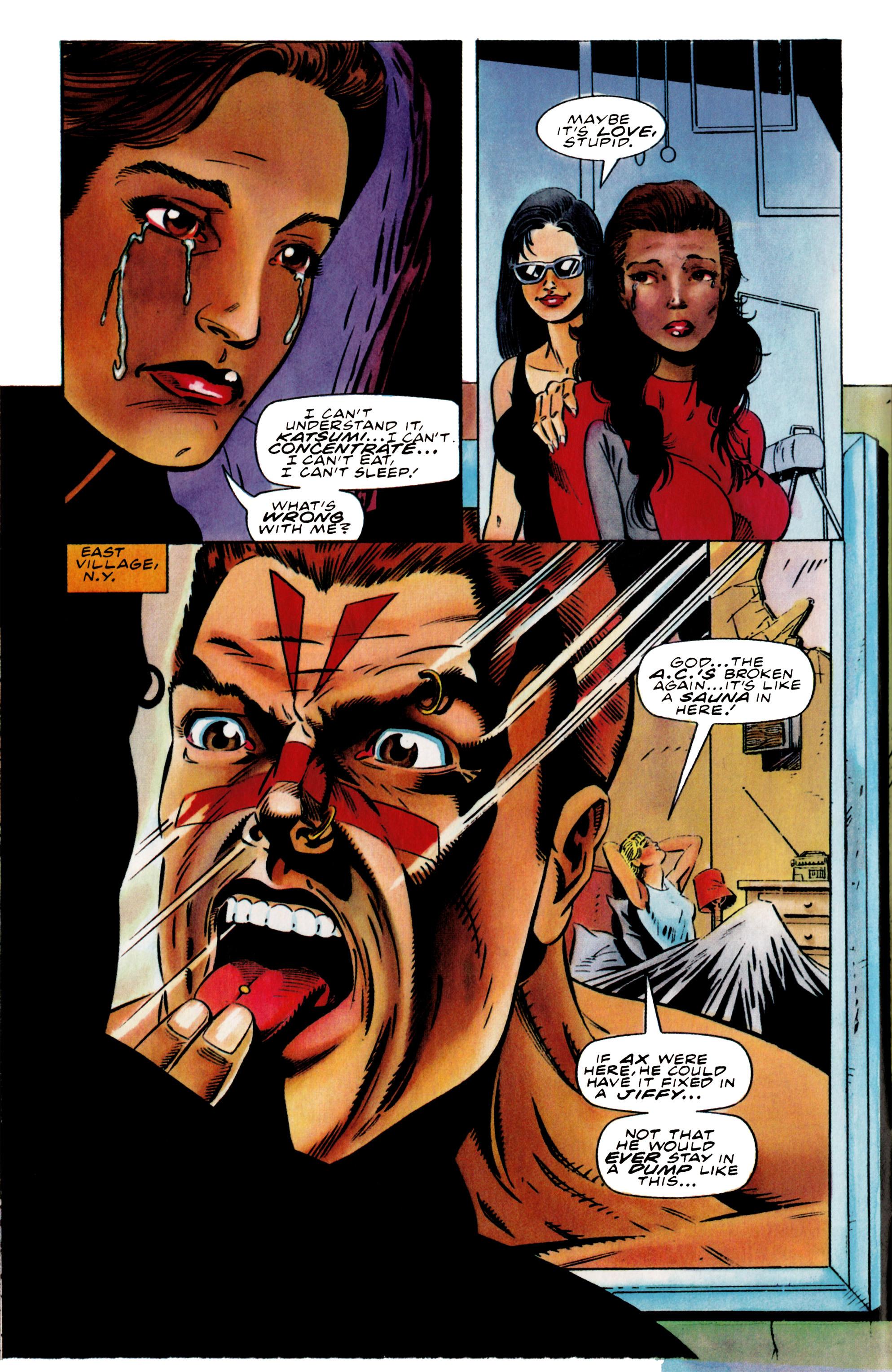 Read online Harbinger (1992) comic -  Issue #38 - 9