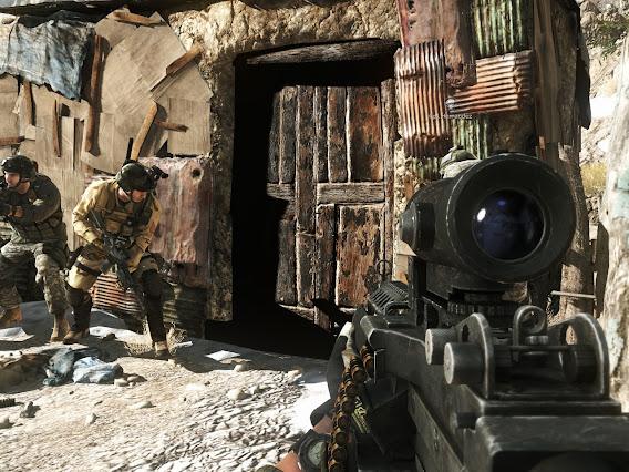 Medal of Honor ScreenShot 01
