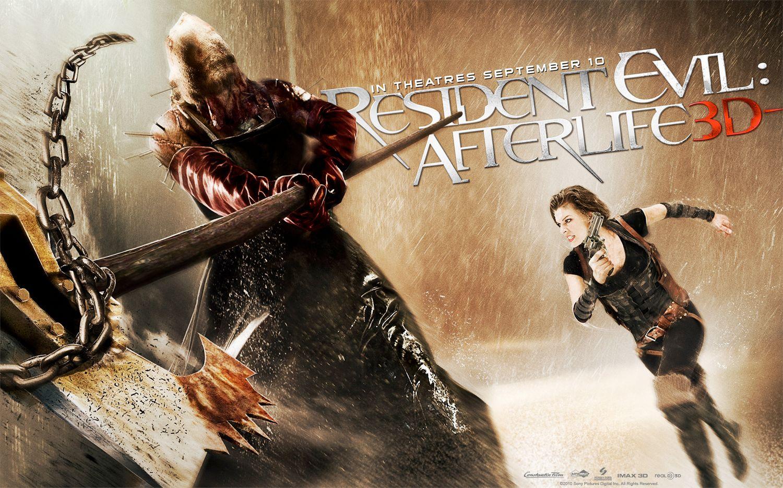 Media Province Resident Evil Afterlife 2010