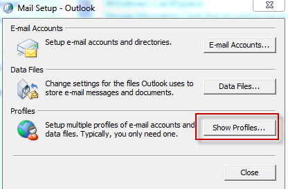 Diary of a System Administrator: Outlook Issues after