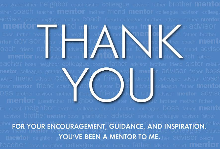 It Takes Dedication And Hard Work To Constantly Improve: Southern NV Volunteers!: Thank Your Mentor Day