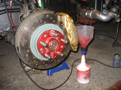 Nissan Suspension Brakes Setup Racing