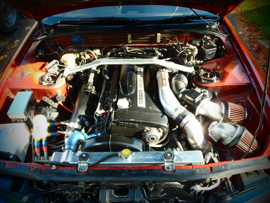 How to Wire Tuck your Engine Bay and Clean the Grime