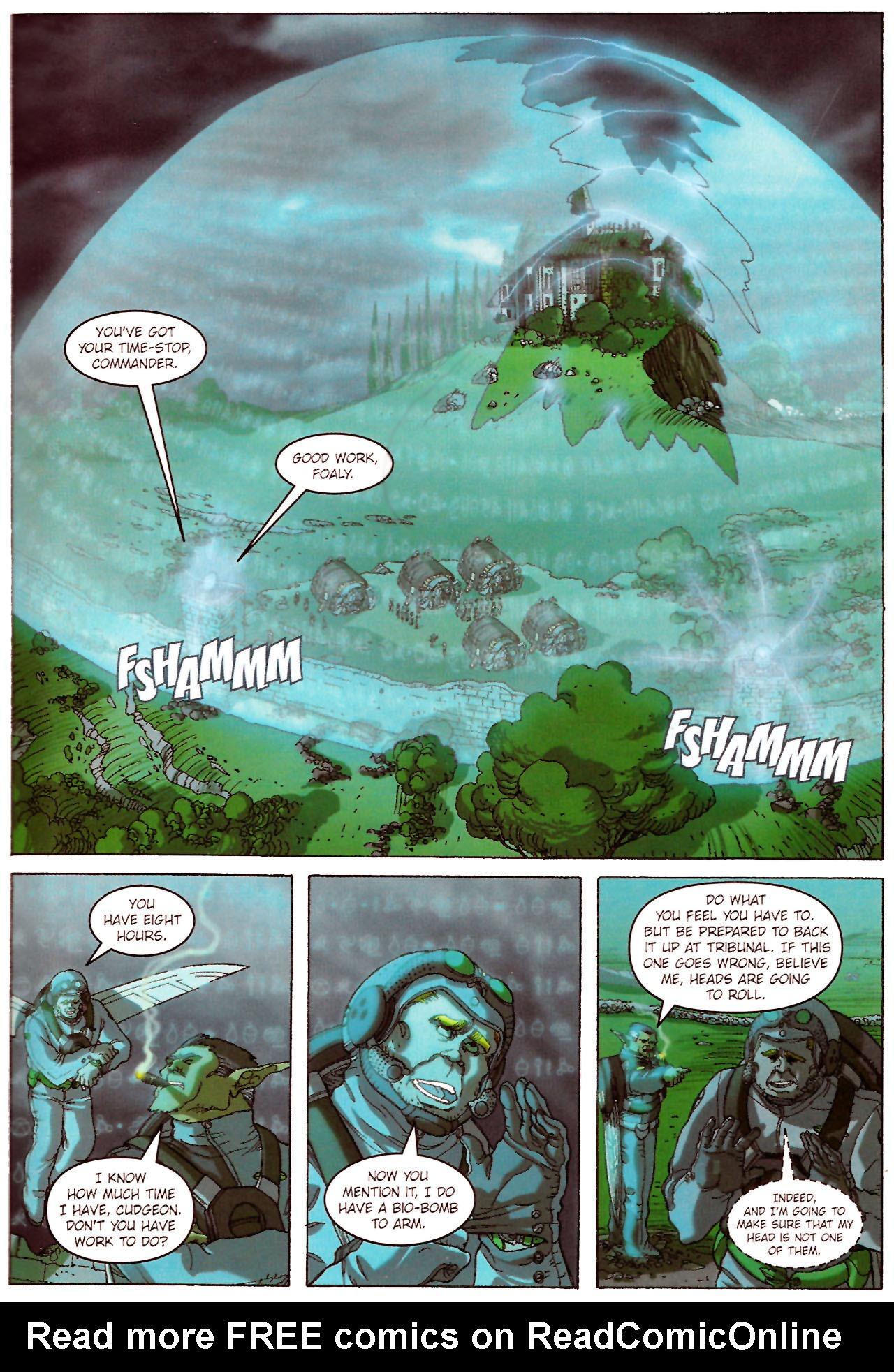 Read online Artemis Fowl: The Graphic Novel comic -  Issue #Artemis Fowl: The Graphic Novel Full - 62