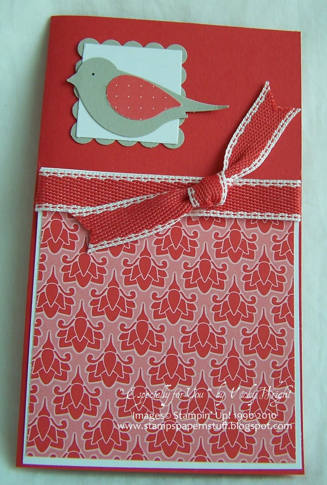 Stampin' Up!®: Greeting Cards