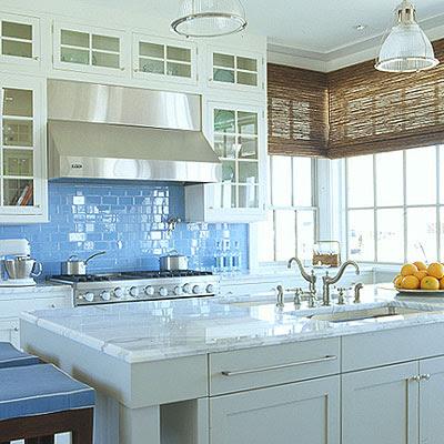 Whitehaven: Beach House Kitchens - White Beach House Kitchen