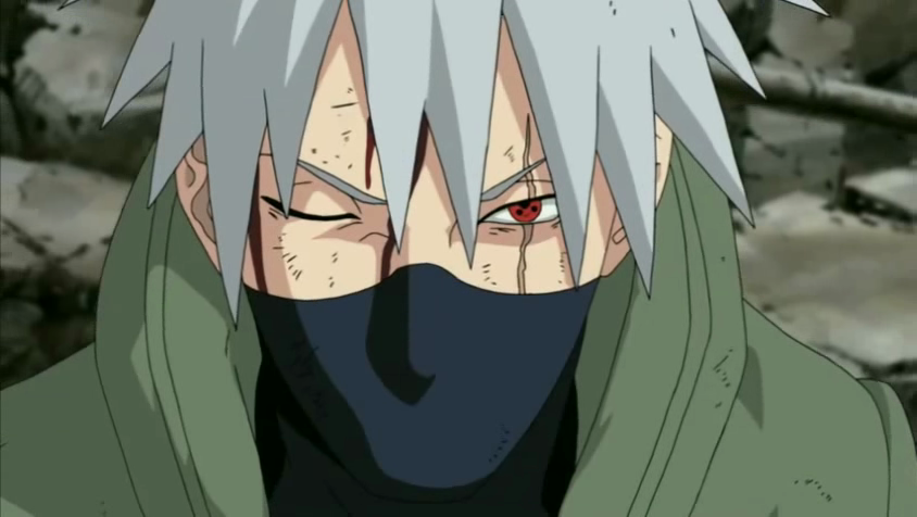 Naruto Kakashi Dies Naruto Saga Sna...