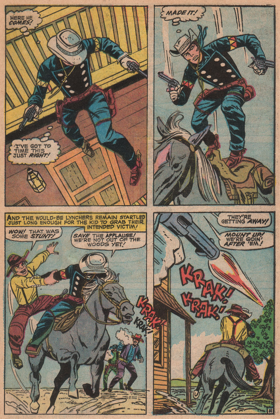 The Rawhide Kid (1955) issue 88 - Page 17