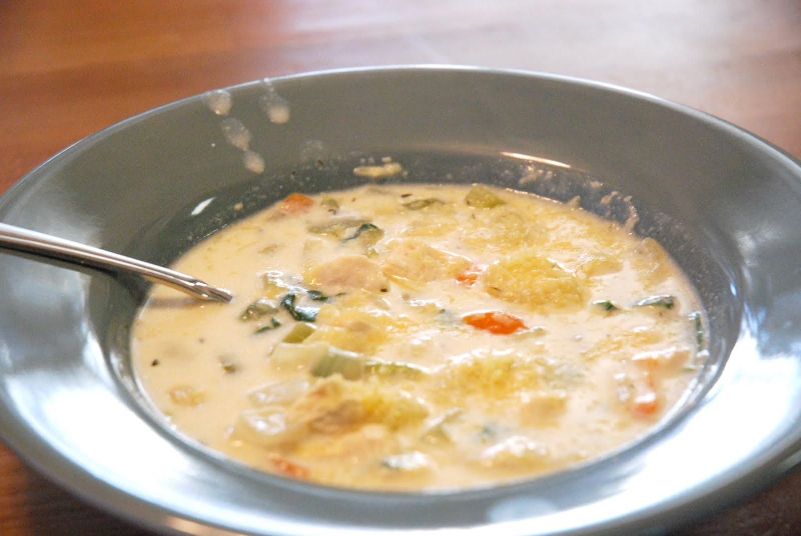 The Matthews Menu Olive Garden Chicken And Gnocchi Soup