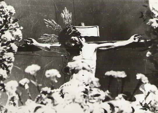 Cristo de la Salud de San Bernardo