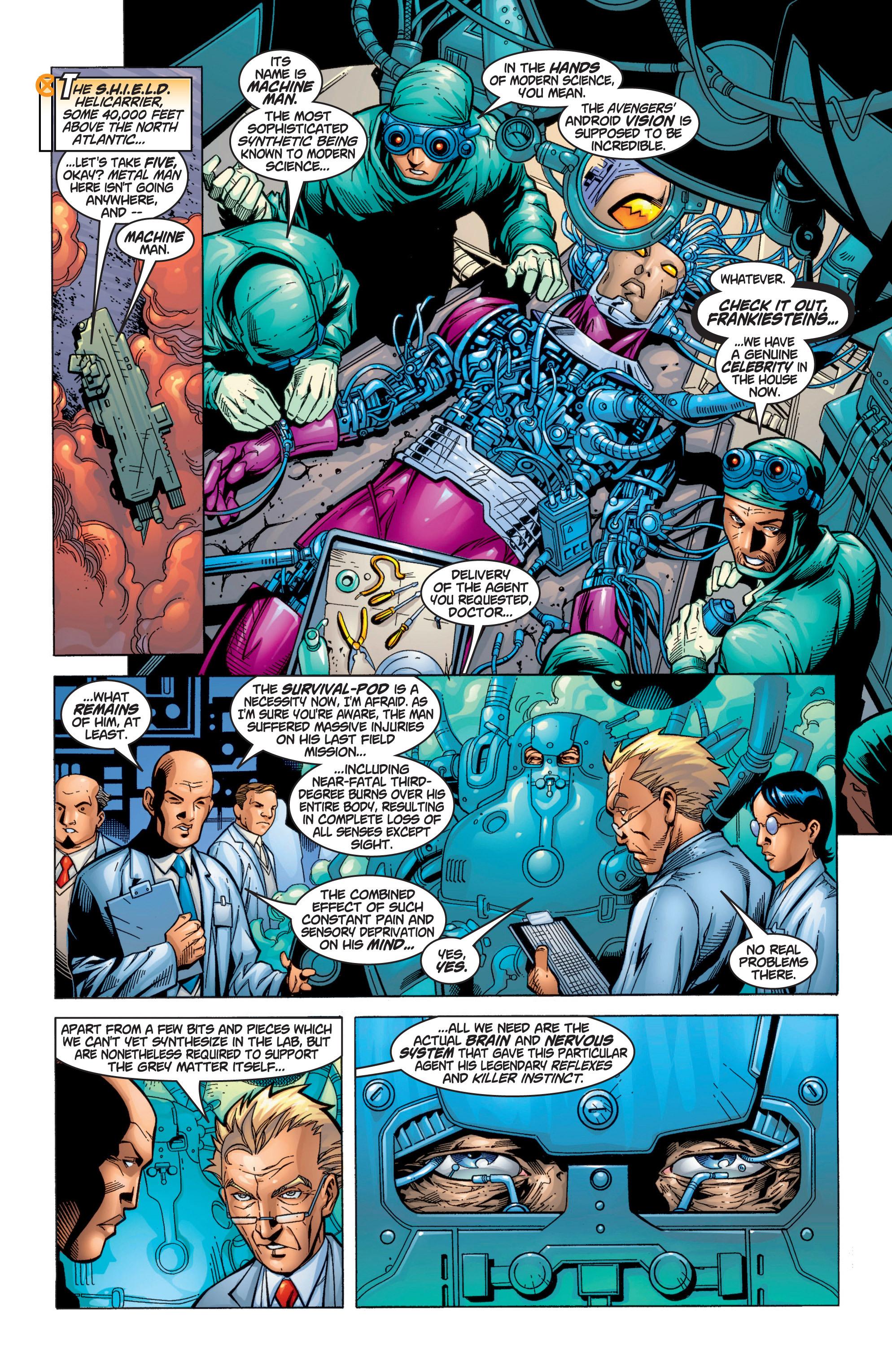 Read online Uncanny X-Men (1963) comic -  Issue #371 - 13
