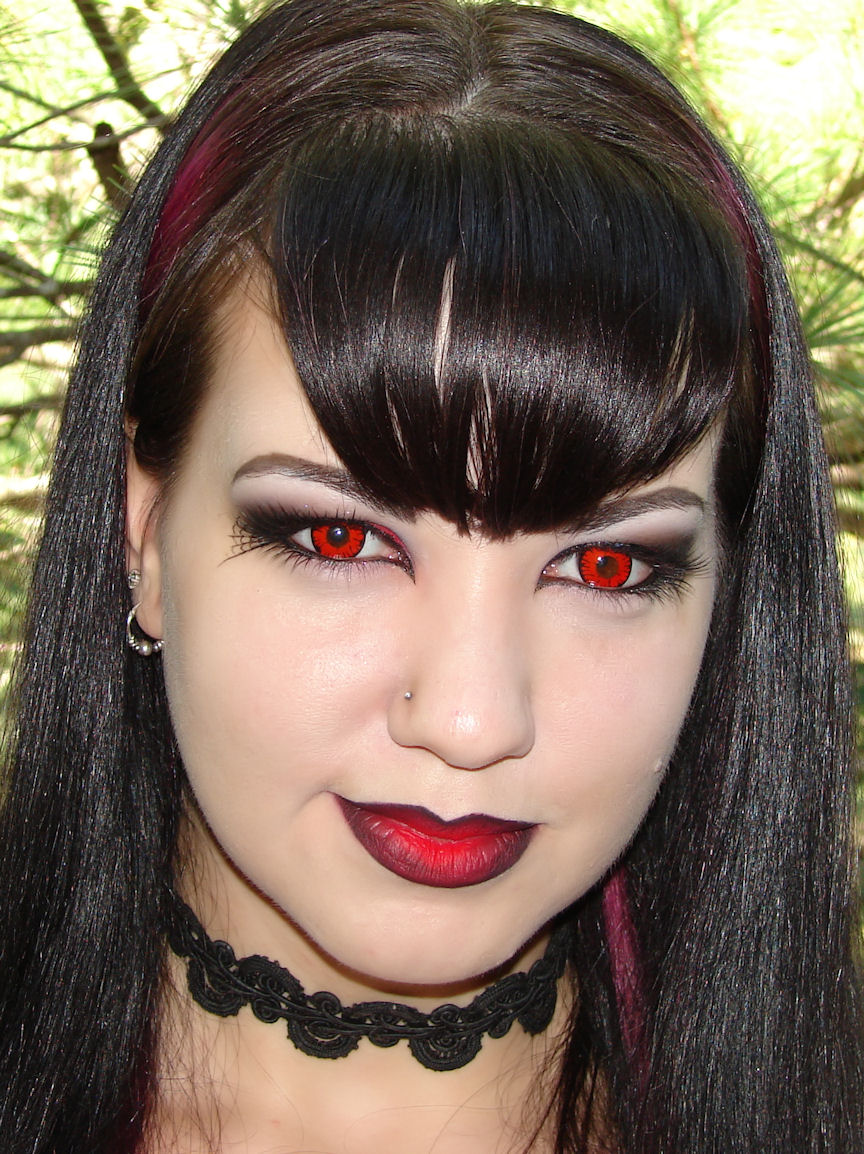 Vampire Makeup Youtube: The Kronicles Of A Konad-er: Halloween Makeup Tutorial