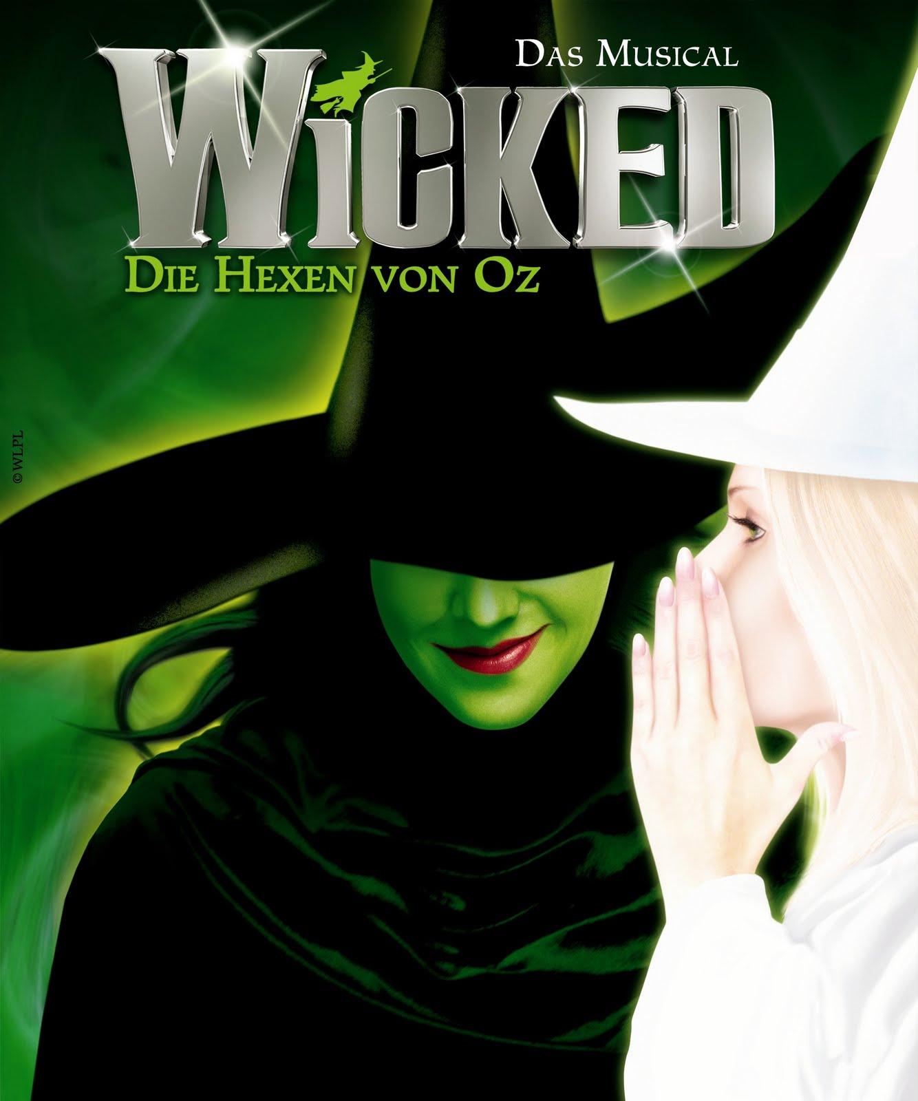 wicked musical deutschland