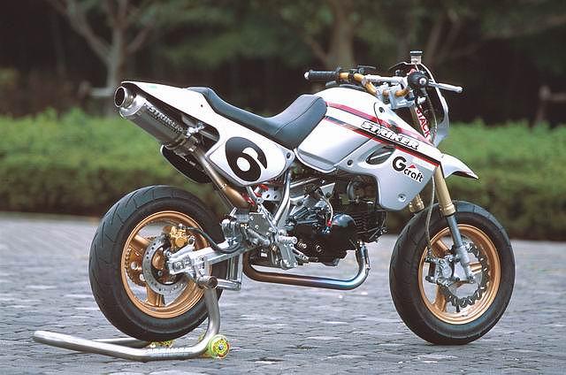 Below 300cc Kawasaki Ksr110