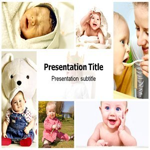 infant milestone powerpoint templates for babies growth powerpoint
