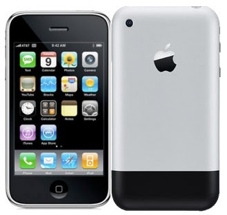 First IPhone