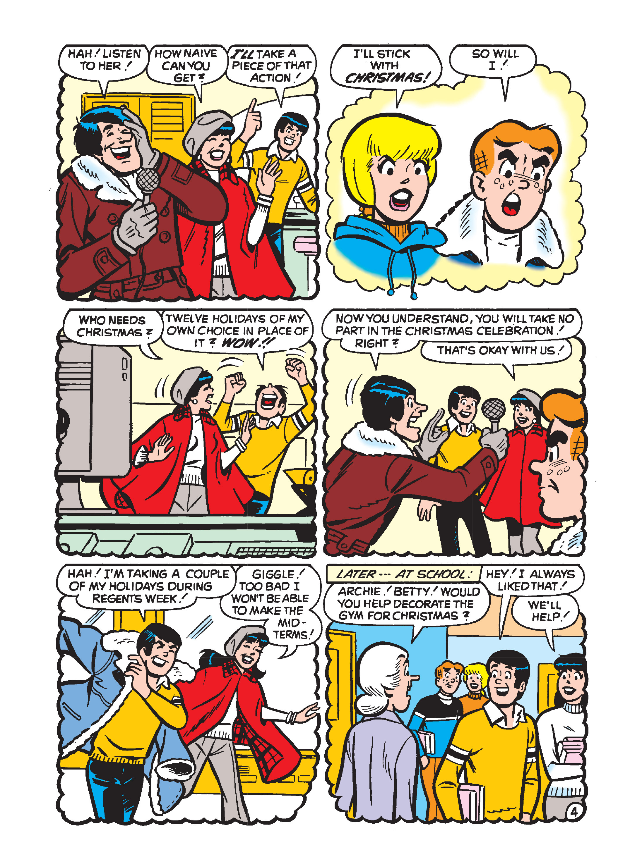 Read online Archie's Funhouse Double Digest comic -  Issue #10 - 17
