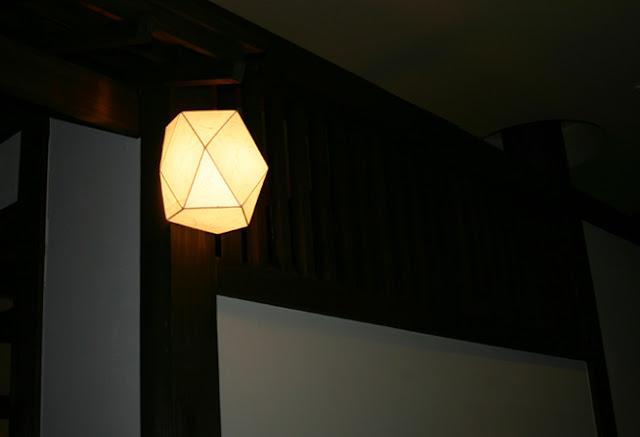 生活の灯り