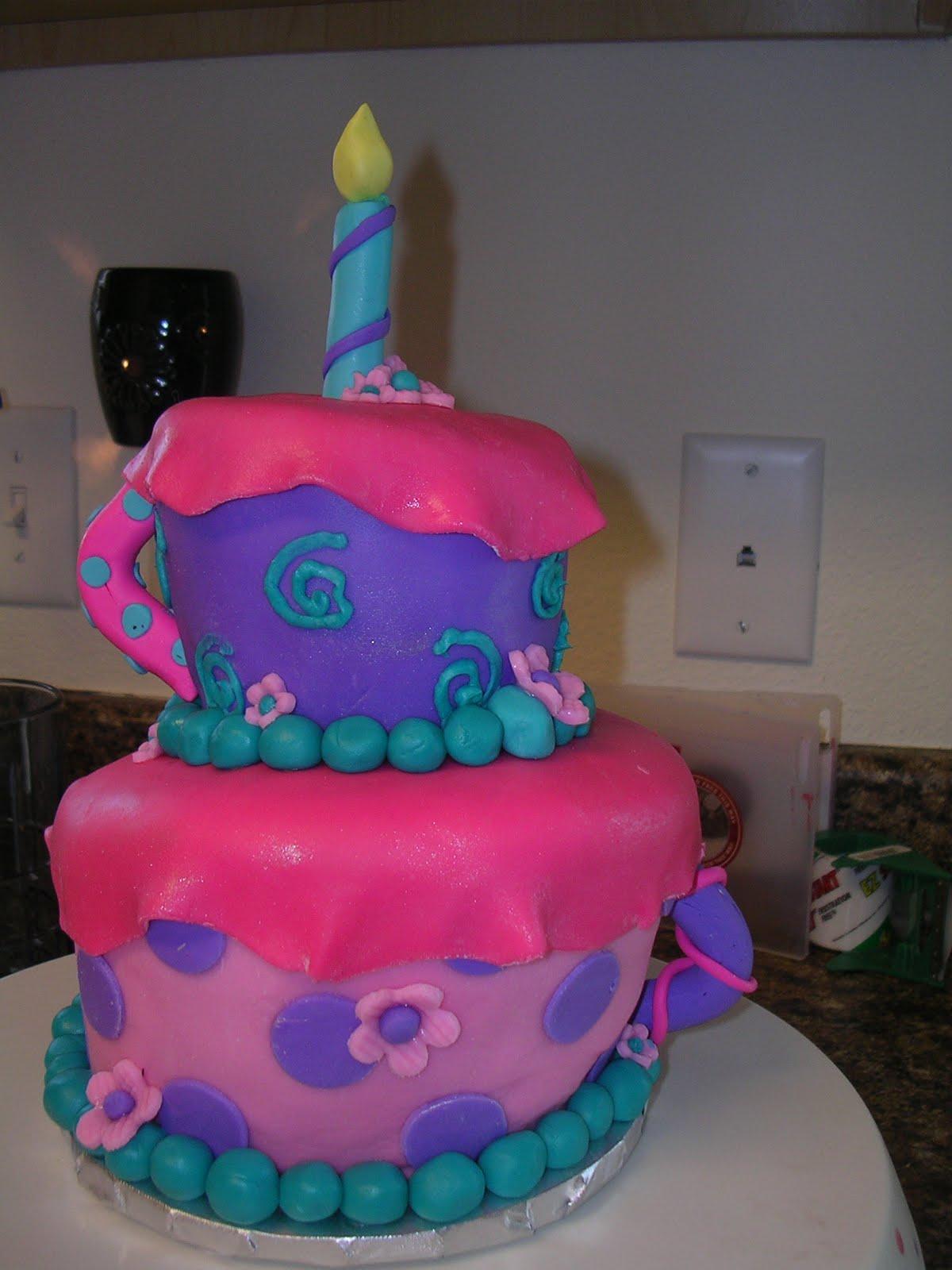 Utah Childrens Birthday Cakes