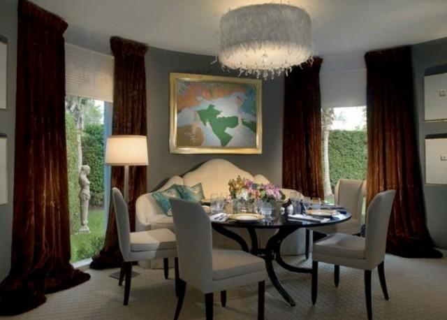 Interior Design Musings Banquettes