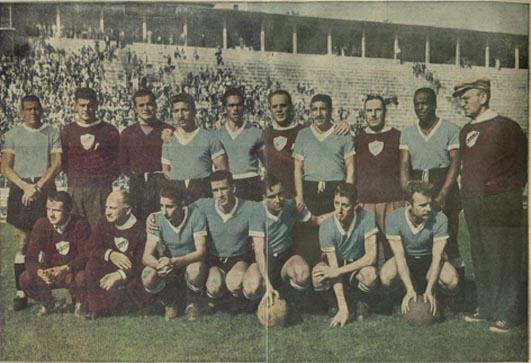 Brasil na Copa do Mundo de 1950