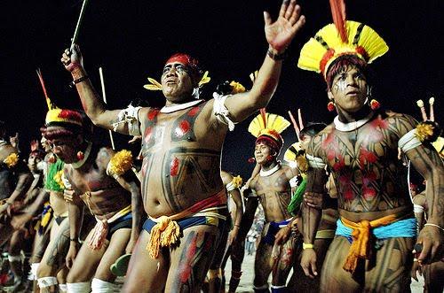 Parque Indígena do Xingu | Efeitos do Modo de Vida Urbano e da Urbanização sobre o Território Indígena