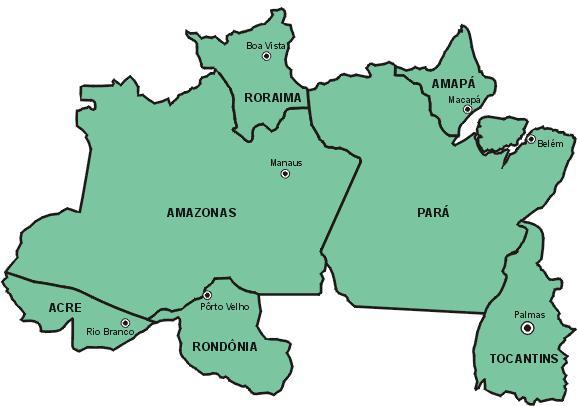 História Política do Brasil Republicano na Região Norte