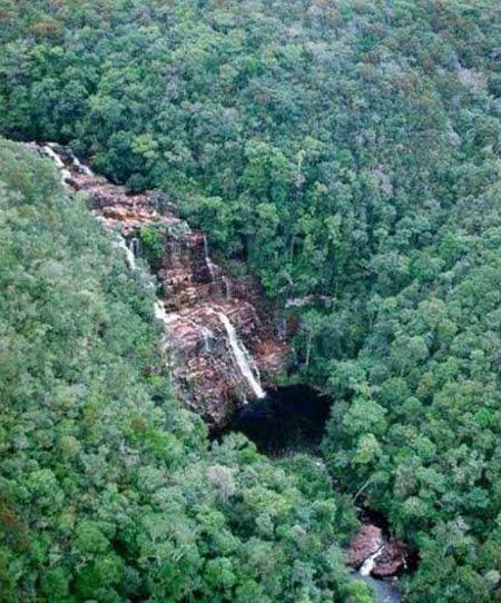 Parque Nacional de Pacaás Novos em Rondônia