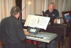 Our November 2010 Guest Artists, Darren Smith and Murray Hancox