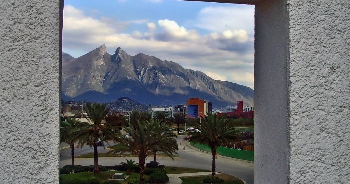 Monterrey Mxico Fotos del Cerro de la Silla