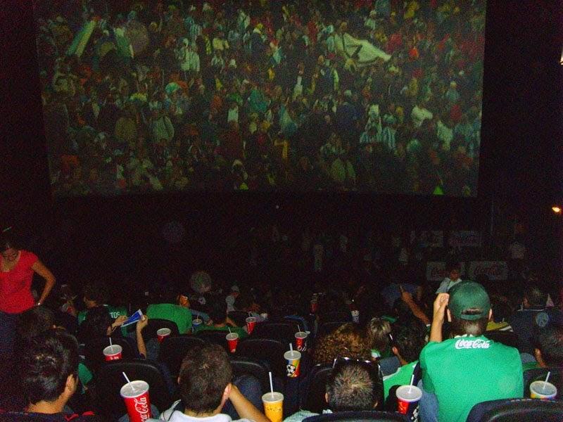 Monterrey Mxico 3D en Cinpolis Futbol y Toy Story 3