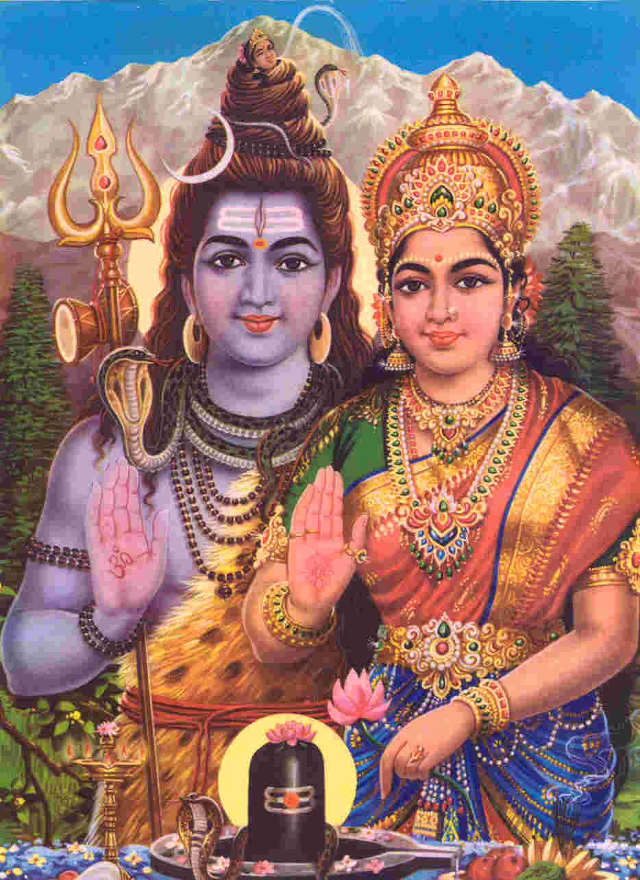 Maa Saraswati 3d Wallpaper 2013 Shiva Wallpaper On The Net Shiva And Parvati