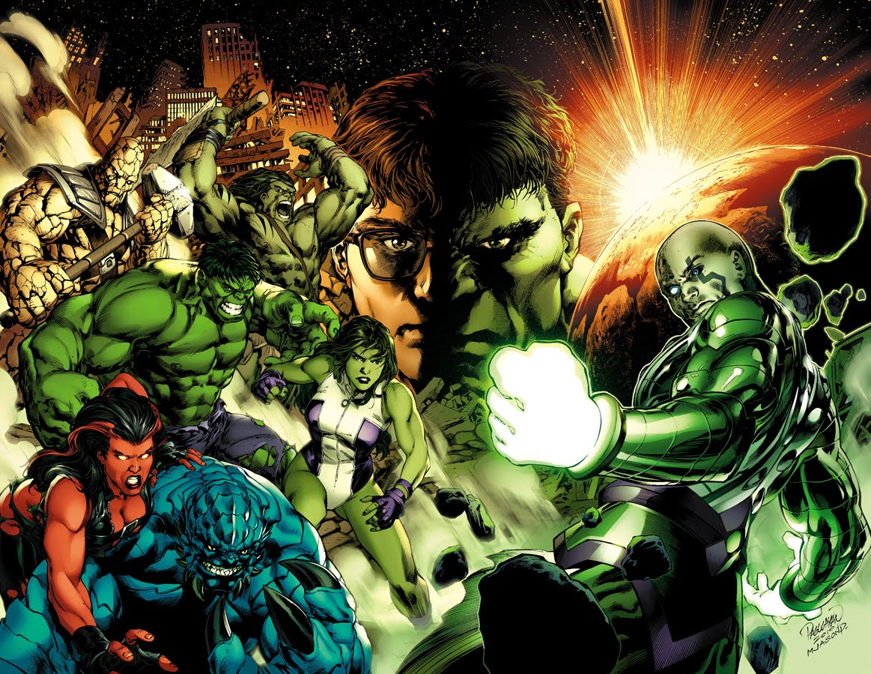Incredible Hulks: Dark Son Begins