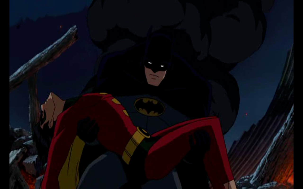 Batman: Under The Red Hood Review – Multiversity Comics