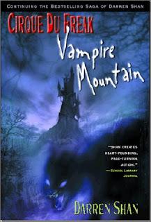 La montaña de los vampiros – Darren Shan