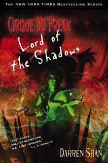 El Señor de las Sombras – Darren Shan