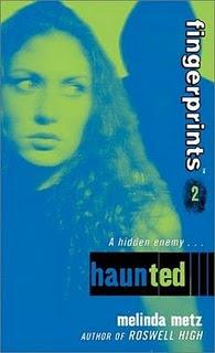 Haunted – Serie Fringerprints – Melinda Metz