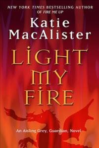 Light my Fire – Katie MacAlister