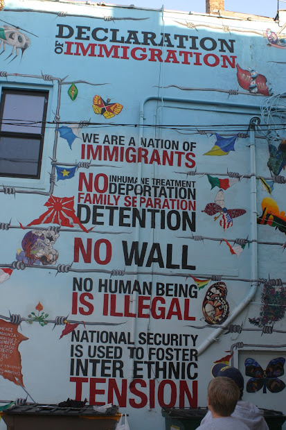 Day #19 Declaration Of Immigration Everyday