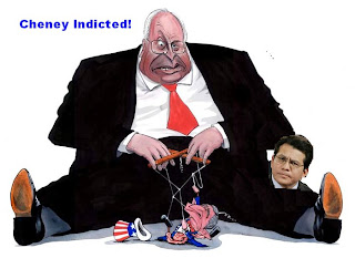 Dick cheney indictment