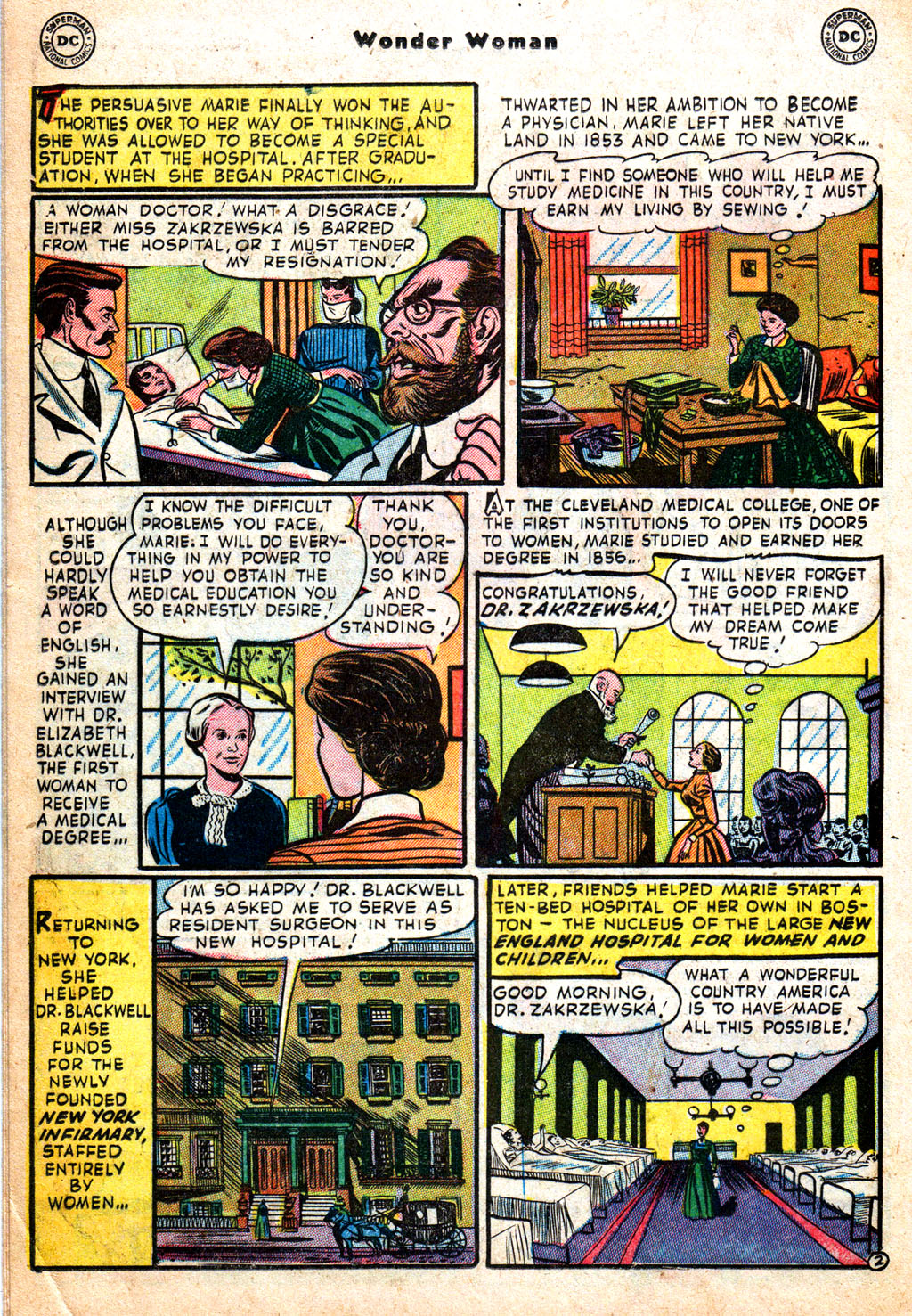 Read online Wonder Woman (1942) comic -  Issue #57 - 15