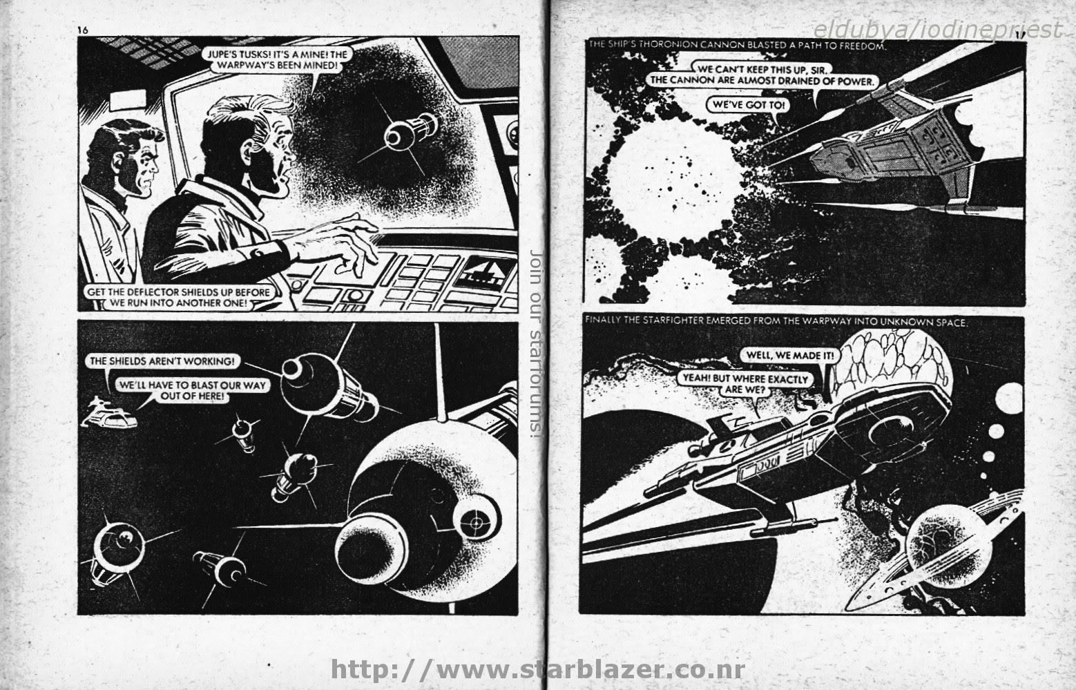 Starblazer issue 60 - Page 10
