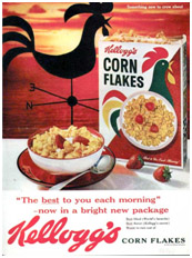 a kellogg kukoricapehelye a fogyás véleményeire