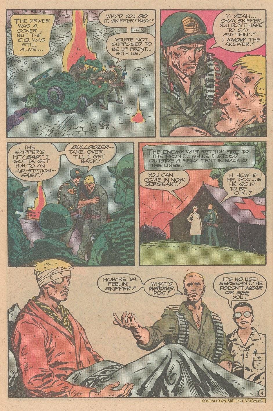 Read online Sgt. Rock comic -  Issue #347 - 5