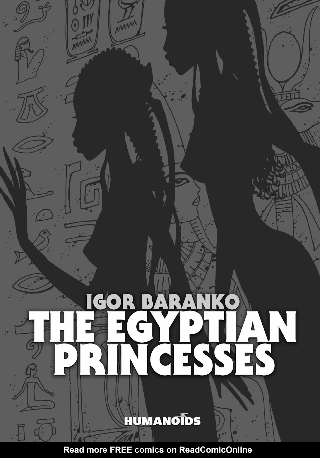 Read online The Egyptian Princesses comic -  Issue # TPB 1 (Part 2) - 27