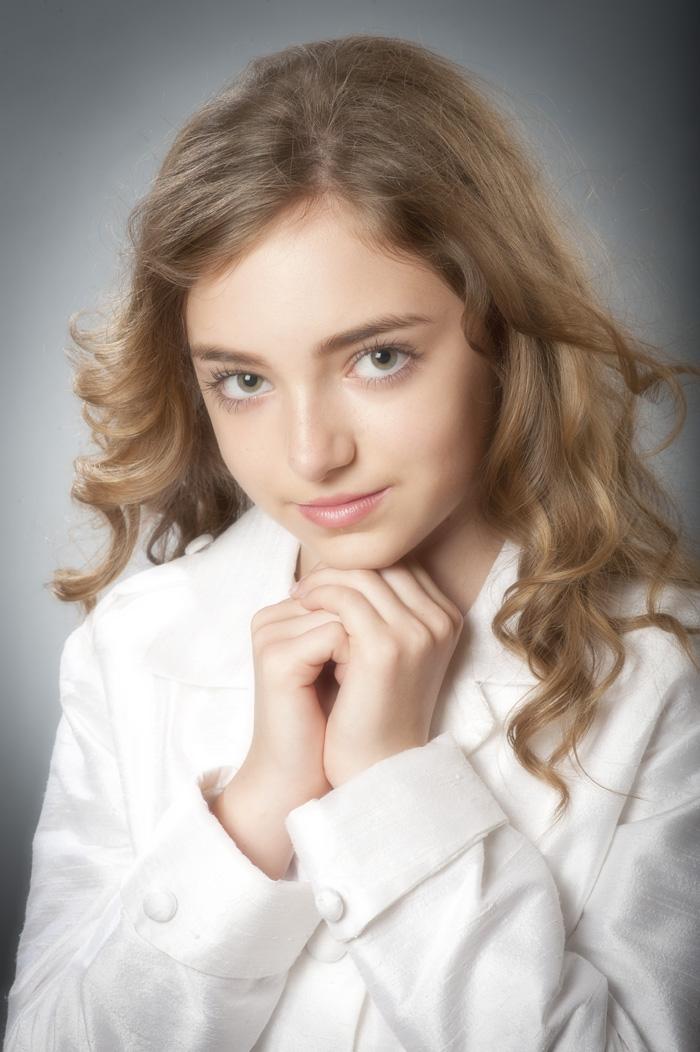 Hyperblogal: Pre-teen Modeling