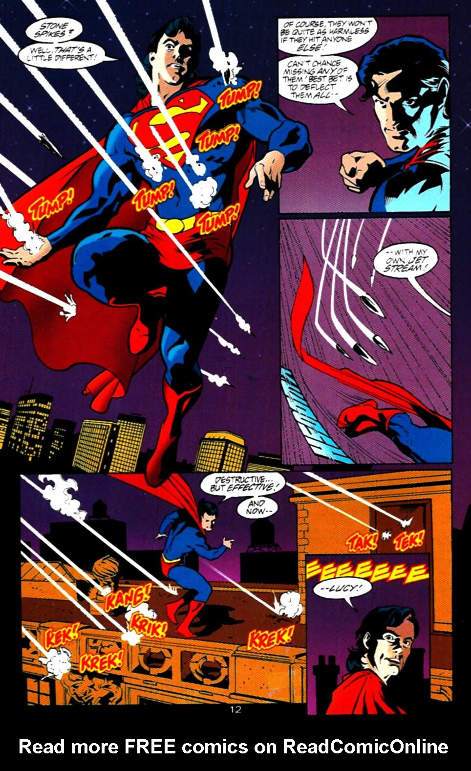 Read online Adventures of Superman (1987) comic -  Issue #537 - 13
