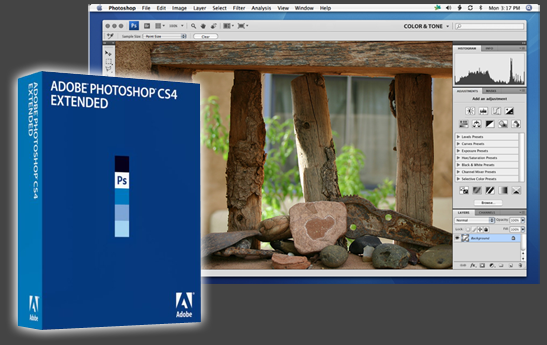 Free fun vid: free download adobe photoshop cs4 extended.